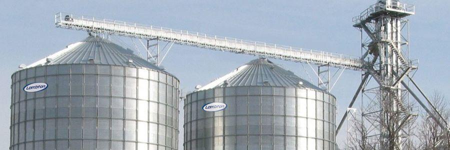 Lambton Grain Storage, Grain Handling And Grain Conditioning Systems